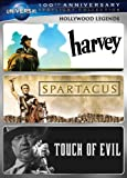 Hollywood Legends Spotlight Collection [Harvey, Spartacus, Touch of Evil] (Universal's 100th Anniversary) by James Stewart