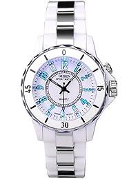 OHSEN OHS001 - Reloj para hombres, correa de plástico
