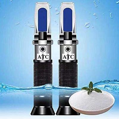 Juntful Salzmessgerät/Salzmessgerät/Salzmessgerät, 0-100% Salinometer