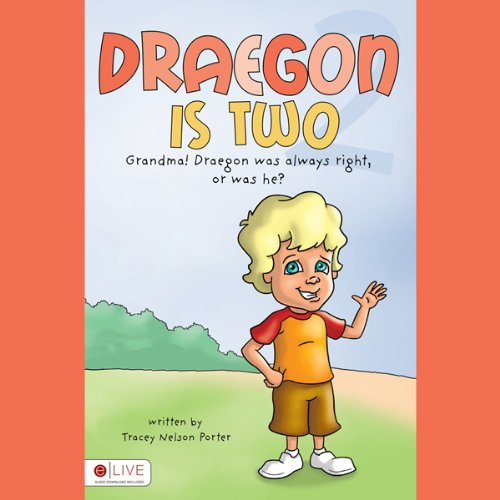 Draegon is Two  Audiolibri