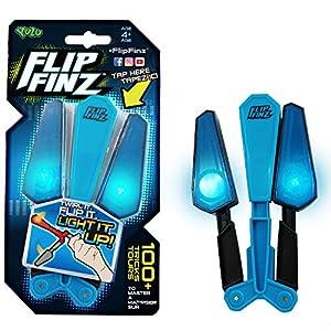 HELIX YL1010B Flip Finz 2 - Lámpara de Techo, Color Azul