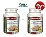 Simply Supplements Ginger 12000mg Bundle Deal 480 Tablets in total