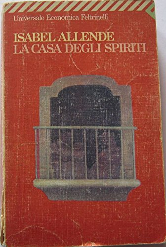 LA CASA DEGLI SPIRITI.