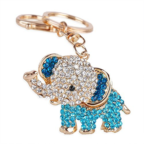 cristal-strass-lucky-elephant-charms-pendentif-porte-cles-mignon-sac-a-main-sac-gifts-nitrure-rose-b