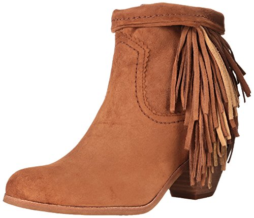 Sam Edelman LOUIE, Stivali classici imbottiti a gamba corta donna, Marrone (Braun (SOFT SADDLE KID SUEDE/OILY VELOUR SUE)), 41,5