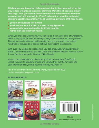 Slimming World Free Foods: 120 guilt-free recipes for healthy appetites 2
