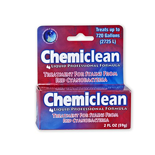 Boyd Enterprises Chemi-clean 2-gram For Cyano Red Slime Removal Fish & Aquariums Cleaning & Maintenance