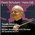 Hans G�l: Symphony No. 2 / Schubert: Symphony No. 9