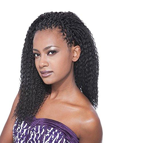 Freetress Bulk Brazilian Braid/pour Cheveux Synthétique tressé les coiffures, 20 (50,8 cm)