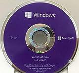 Microsoft Windows 10 Professional 64Bit OEM (OEI) DVD PACK English Intl for 1 PC/ User