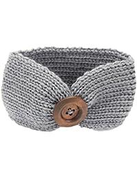 Tefamore Hairband del bebé que hace punto los accesorios de la fotografía