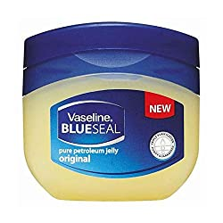 Vaseline Blueseal Original Pure Petroleum jelly 250 mL (Imported)
