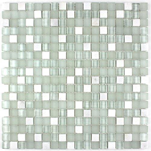 Glas & Stein Mosaik 8mm Nr. 14