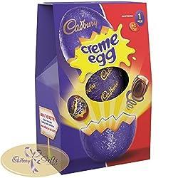 Cadbury Creme Egg Easter Egg 138g