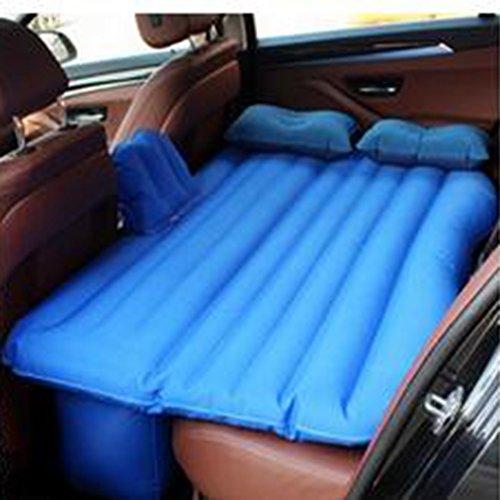 Luftmatratzen Aufblasbares Bett Für SUV Auto Heavy Duty Portable Premium Queen Size Doppel Reisen Reise Blau