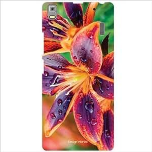 Design Worlds - Lenovo K3 Note PA1F0001IN Designer Back Cover Case - Multic...