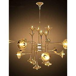 SUHANG Luz de techo 5 Tiffany / Campestre Mini Estilo Galvanizado Metal Lámparas Araña Sala De Estar / Dormitorio / Comedor / Habitación De Juego , 220-240V