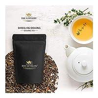 The Kettlery Darjeeling Oolong Tea for Improved Metabolism, 100% Natural Loose Leaf Tea