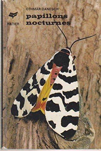 Papillons nocturnes. Couleurs de la Nature.