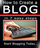 A Beginners Guide to Blogging - Learn how to start your first blog in 7 simple steps: Learn to build a WordPress Blog, Business Blog, Online Blog, Small Business Blog, and even a small business blog)
