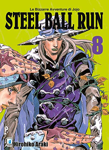 Steel ball run. Le bizzarre avventure di Jojo: 8