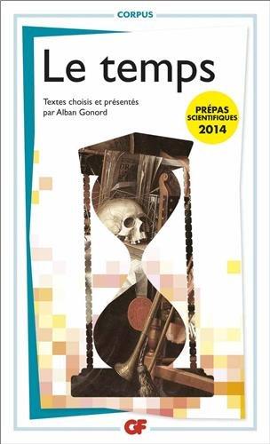 Le Temps - Prépa S 2013-2014