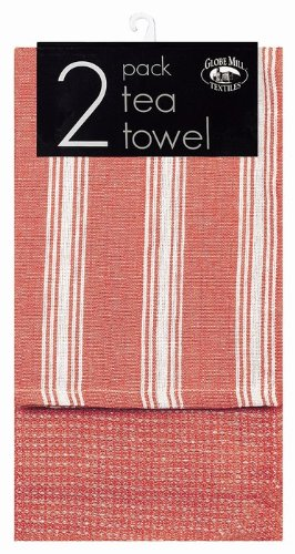 3-x-globe-mill-textiles-tea-towel-honeycomb-kitchen-clean-fast-postage-brand-new