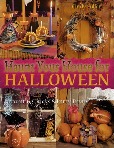 Halloween: Decorating Tricks and Party Treats by Cindy Fuller (2003-06-26) (6 Halloween-tricks)