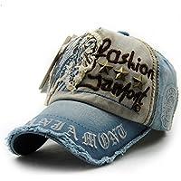 GEEAUASSD Embroidered Snapback Baseball Cap Patch Visor Trucker Hat