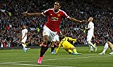 MANCHESTER UNITED - Anthony Martial - Imported Football Wall Poster Print - 30CM X 43CM Brand New Man Utd