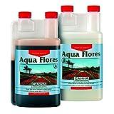 Dünger-Blüte–Aqua Flores 2x 1L–Canna, Hydrokulturen