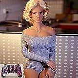 TPE con Metal Skeleton Likelife Silicone Realistico Bambole di amore femminile per uomo -0074