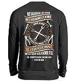 Mechanik Shirt · Geschenk für Mechaniker · Motiv: Neugierig genug auseinander nehmen - Unisex Pullover