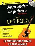 apprendre la guitare tout en un pour les nuls