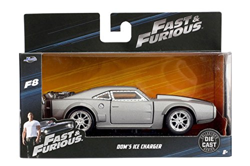 Dom's Dodge Ice Charger R/T Fast & Furious 1:32 Jada Toys 98299