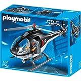 PLAYMOBIL 5563 - SEK-Helikopter