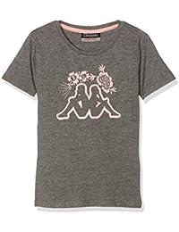 Kappa Barbara T-Shirt Manches Courtes Fille