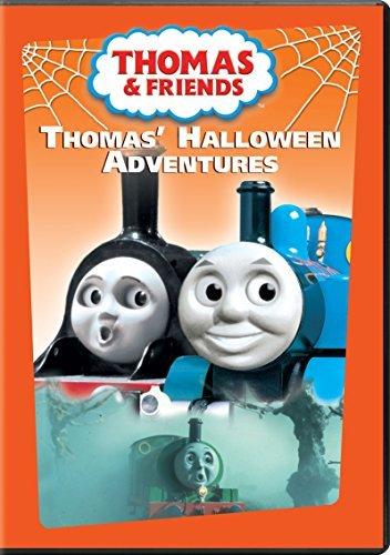 Thomas & Friends: Thomas' Halloween Adventures by David Mitton