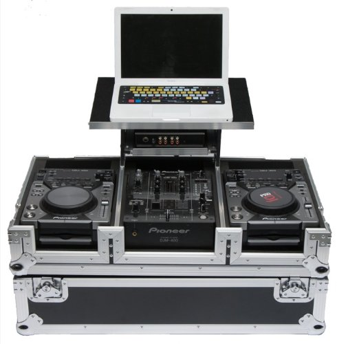 NSP Cases DJ-Controller Workstation VCI – 380
