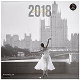 NOUVELLES IMAGES Calendrier 29 x 29 cm Danse 2018...