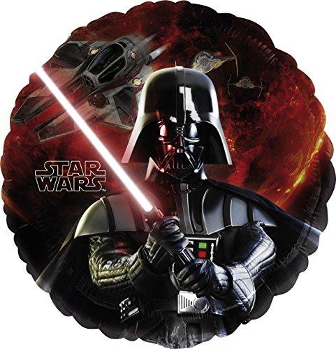 Disney Star Wars Darth Vader Folienballon Folien Ballon 46 cm *NEU*OVP*