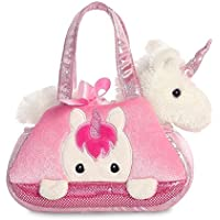 "Aurora World 32795 ""Fancy Pal Peek-A-Boo Unicorn Toy"