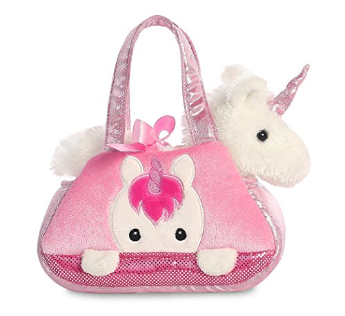 Aurora World 32795 Fancy Pal Peek-a-Boo Einhorn, Plüsch