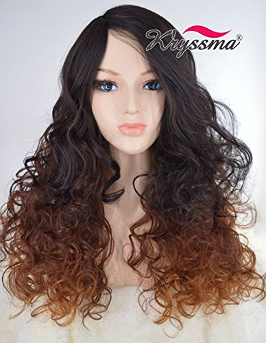 kryssma-brown-curly-wigs-for-women-half-black-mixed-hair-cheap-fluffy-synthetic-wig-uk-natural-looki