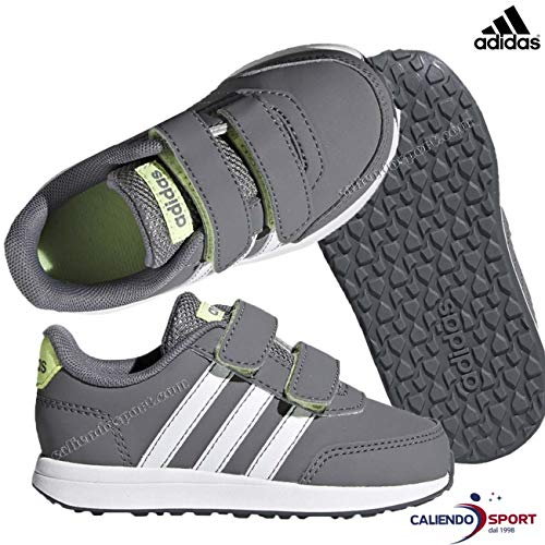 deac4bd02 adidas Unisex-Kinder VS Switch 2 CMF INF Fitnessschuhe Mehrfarbig  (Multicolor 000) 26