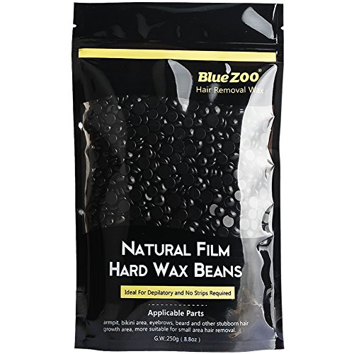 bluezoo-250g-depilatory-hard-wax-beads-solid-hot-film-waxing-pellets-for-body-bikini-hair-removal-na
