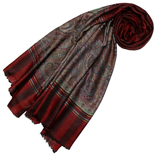 Lorenzo Cana Luxus Pashmina Damen Schal Schaltuch 100/% Kaschmir leicht kuschelweich Kaschmirschal Kaschmirtuch Kaschmirpashmina einfarbig