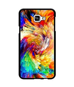 djipex DIGITAL PRINTED BACK COVER FOR SAMSUNG GALAXY A9 PRO