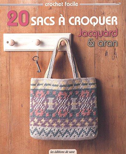 20 sacs à croquer : Jacquard & aran