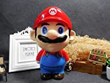 My Party Suppliers Super Mario Cute Cartoon LED Rechargeable Table Lights Night lights Bedside Lamp for Children Ac 220V kid novelty lighting gifts ( 1 pcs)